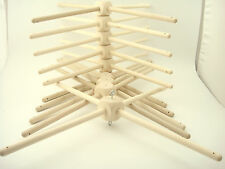 10 pcs. Wooden frames for Baby Mobiles - Crib Cross Hangers for craft projects
