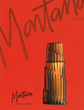 PUBLICITE  1992   MONTANA  parfum d'homme