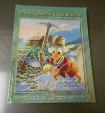 2007 HERITAGE Comics Comic Art Catalog JANOWICZ Porter HALL Collection 360 pgs