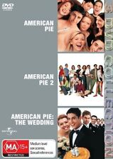 AMERICAN PIE COLLECTION (3DVD Movie), Region: 4