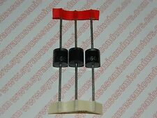HER602 /  HIGH EFFICIENT RECTIFIER DIODES / Lot of 3 Pieces
