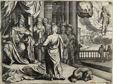 Profeta Daniel Nabucodonosor m. Merian 1625 Nebuchadnezzar nabuchodonosor