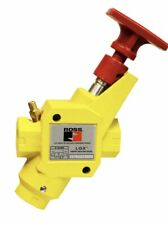 Manual Lockout L-O-X Valves, Classic 15 Series YD1523C5012
