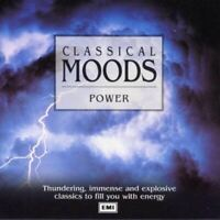 Classical Moods - Power, , Very Good, Audio CD