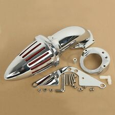 Aluminum Spike Air Cleaner Intake Filter For Yamaha Road Star XV1600 XV1700 New