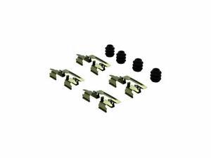 For 2015 Infiniti Q40 Brake Hardware Kit Rear Centric 21286RY