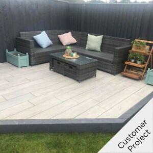 Wood Effect Porcelain Anti Slip 20x114cm Outdoor/indoor Tiles
