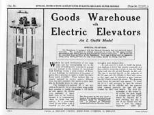 Hobby Costruzioni Meccano Supermodels 31 Warehouse with Elevators - DVD