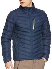 Salomon Halo Mens Down Jacket - Blue
