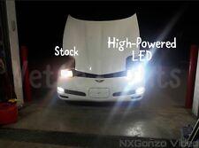 1997-2004 C5 Corvette High-Powered Low Beam LED Lights