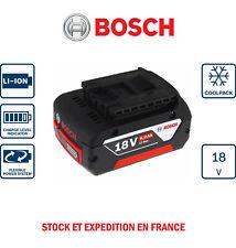 Batterie Bosch Li-ion GBA 6.0Ah 18 V sans fil Coolpack 1600A004ZN