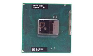 Intel Core i7-2640M Socket G2 2.8GHz Laptop CPU - SR03R