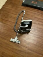 Hoover Futura 400 Series 1 Canister Vacuum Cleaner With Attachments S3515 Works