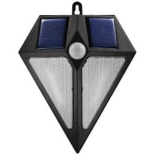 Solar wandlamp met 6 LED en bewegingsensor Maclean Energy MCE168 tuinverlichting