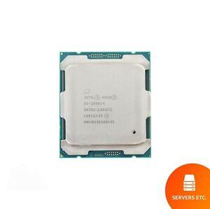 2 x INTEL XEON E5-2690 V4 CPU PROCESSOR 14 CORE 2.60GHZ 35MB L3 CACHE 135W SR2N2