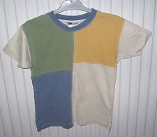 Tee shirt garçon 8 ans DPAM multicolore