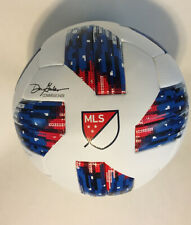 ADIDAS ~ 2018 MLS Official Match Soccer Ball NATIVO ~ CF0010 ~ Size 5 ~ NEW