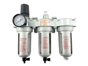 """NEW 1/2"""" Compressed Air Filter Regulator / Desiccant Dryer / Coalescing Filter"""