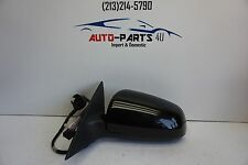 2005-2008 AUDI A6 S6 LEFT DRIVER POWER MIRROR OEM 05 06 07 08