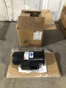 Dayton 2M169A 3/4HP DC Permanent Magnet Motor 1750RPM 90V TEFC 56C -NIB