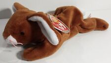 """TY Beanie Babies """"EARS"""" the Easter Bunny RABBIT - MWMTs! RETIRED! PERFECT GIFT!"""