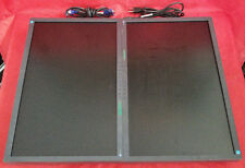 Lot of 2 (Two) Eizo S2202WH 22 inch LCD Monitor