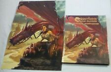 Mystical Companions 5e Role Playing HC Book and Poster