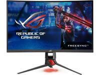 "ASUS ROG Strix XG27VQ 27"" Full HD 1920 x 1080 FreeSync 144Hz Curved Gaming Monit"