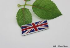 D325 British flag auto aufkleber top 3D Emblem Badge Plakette car Sticker
