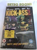 Kick-Ass 2 (DVD, 2013) New & Sealed - Available @ Retro Room 1982
