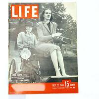 Life Magazine July 22 1946 Long Island Society Mrs Cornelius Vanderbilt Whitney