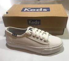 Keds Big Girls double up Sneaker white 10.5M