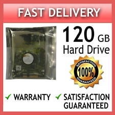 120 GB 2.5 Laptop Hard Disk Drive HDD PER ASUS EEE PC 900 ha 900HD 1002HAS 1002HAE