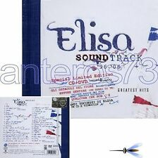 "ELISA ""SOUNTRACK 96-06"" CD+DVD LIMITED EDITION 2006 - SIGILLATO"