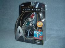 STARFLEET PHASER Lights Sounds Work STAR TREK Playmates 2 Battle Modes NIP 2009