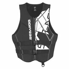 SEA-DOO MEN'S FREEDOM PFD giubbotto life jacket neoprene sport moto d'acqua 2017
