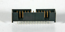 AMP-Latch Low Profile Header - 26 Circuit - Gold contacts - 250 Pieces