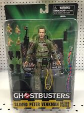 "2016 DIAMOND SELECT TOYS GHOSTBUSTERS SERIES 4 SLIMED PETER VEKMAN 7"" FIGURE"