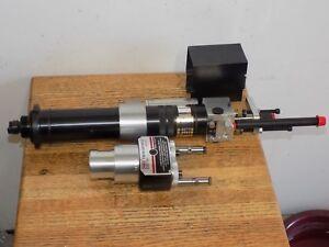 "Aro 8258-C21-2 Self Feed Twin Head Drill  2100 RPM 1/4"" Capacity .5 H.P."