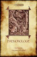 Daemonologie - With Original Illustrations, Of England King James I MINT