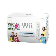 Nintendo Wii Family Edition Pack White Console