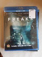 Freaks [Blu-ray+DVD] Blu-ray ONLY ONE W/SLIP COVER.