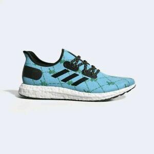 Adidas Speedfactory AM4 Sadelle Ultraboost EG7483 Light blue/Green Nmd NEW!
