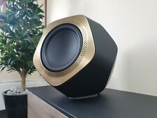 Bang & Olufsen B&O BeoLab 19 WISA Wireless Subwoofer - Brass Tone - Boxed!