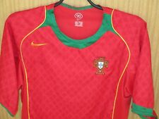 Maillot ancien trikot shirt jersey maglia PORTUGAL 2004-2006  NIKE euro finale