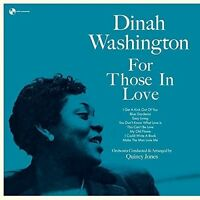 Dinah Washington - For Those In Love + 2 Bonus Tracks [New Vinyl LP] B