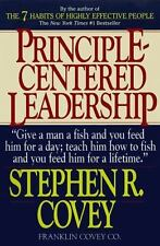 Principle-Centered Leadership by Covey, Stephen R.