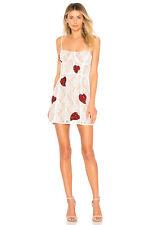FOR LOVE & LEMONS La Christy Mini Dress Size L Orig. $317 NWT