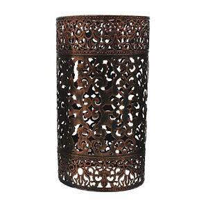Easy Fit Pendant Light Shade Metal Cage Drum Lampshade Pendant Lamp / Ceiling UK