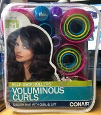 Conair Self Grip Rollers Voluminous Curls